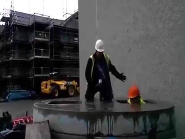 Morálka na stavbě