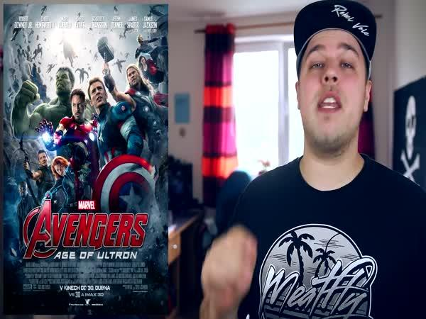 20 faktů - Avengers: Age of Ultron & Infinity War