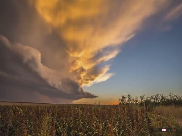Timelapse - Jižní Dakota a Wyoming