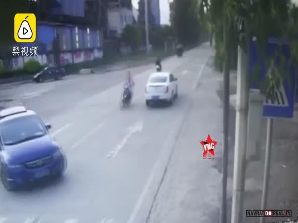 Dopravní nehoda #610