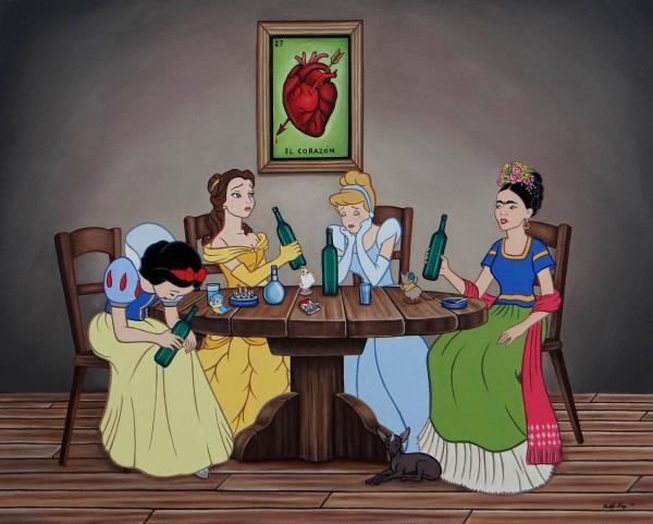 GALERIE - Disney v dnešní době
