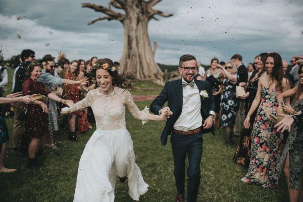 GALERIE – Úžasné svatební fotky