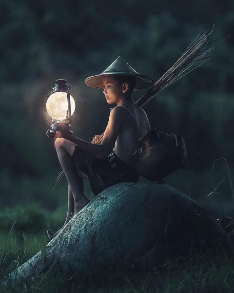 GALERIE - Hrátky se světlem