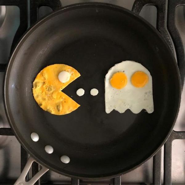 GALERIE – Úžasné omelety