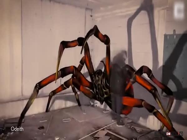 3D umělec Sérgio Odeith