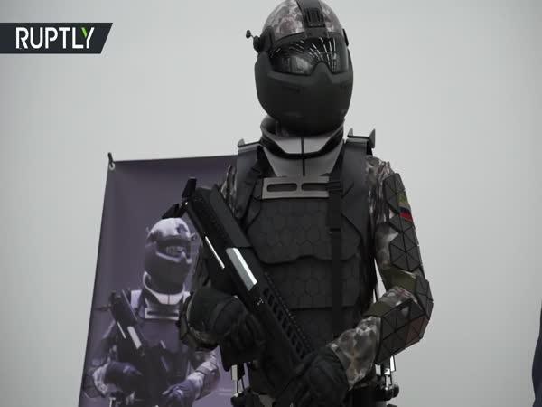 Oblek vojáka nové generace