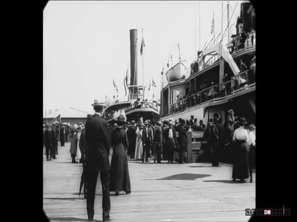 New York v roce 1911
