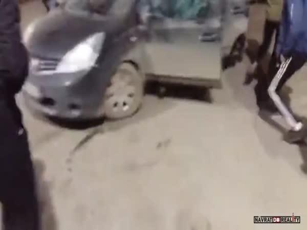Rus vs. policie