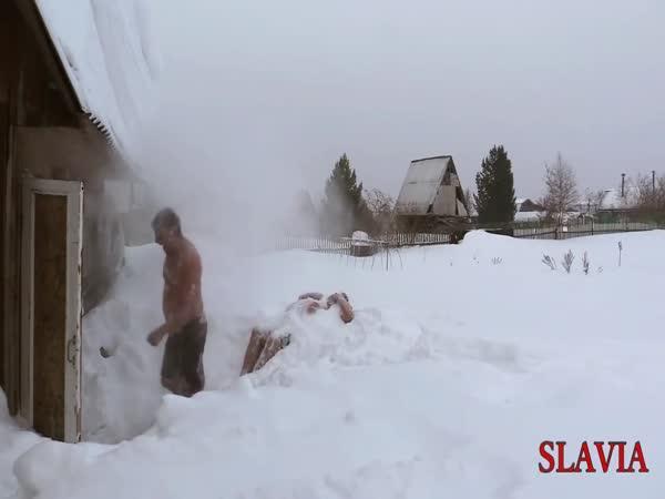 Jak být správný Slovan - Sněžný speciál