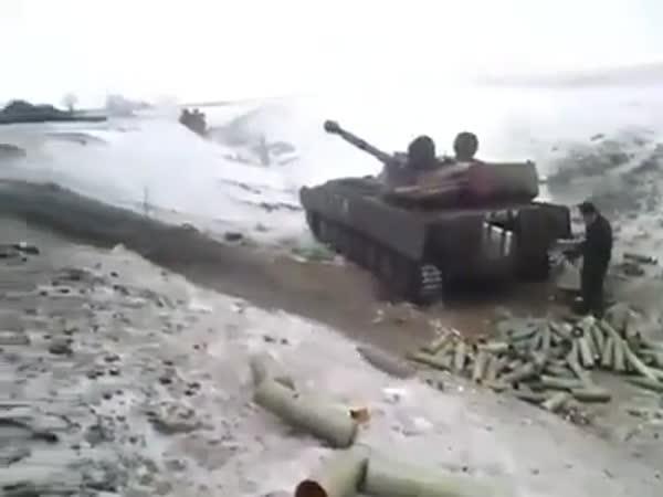 Odborná manipulace s municí