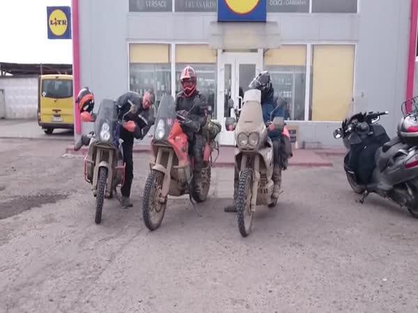 Od pondělí do Litru! (Ukrajina)