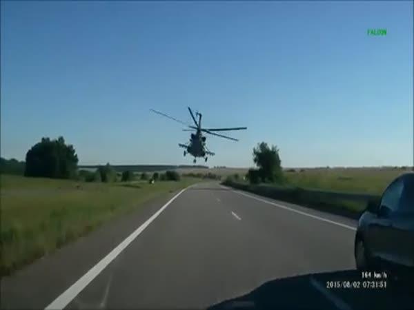 Běžná jízda na dálnici (Ukrajina)