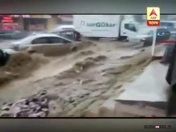 Povodeň v Turecku