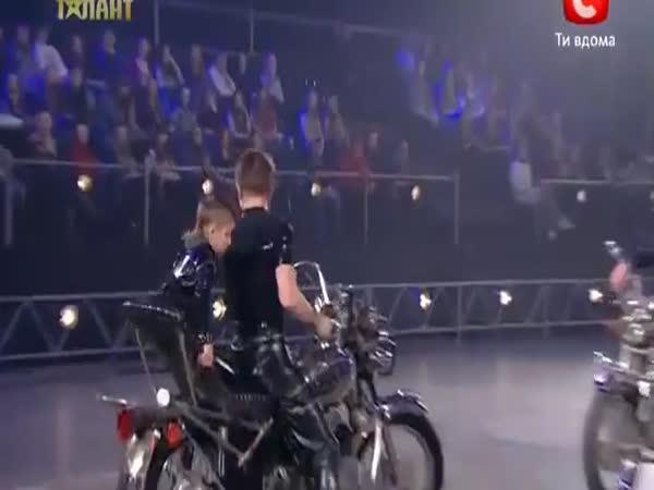Ukrajina hledá talent - V + B + I