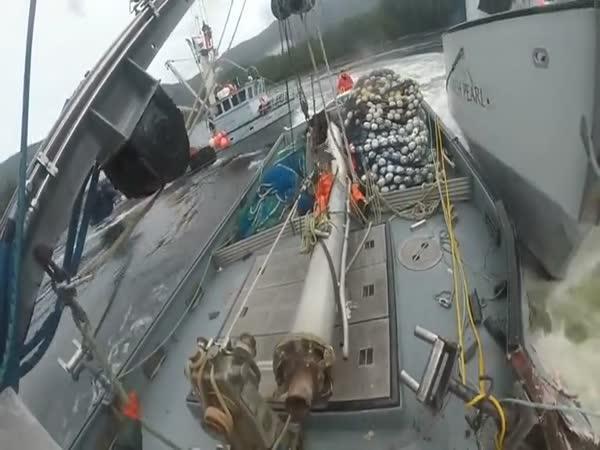 Agresivní rybáři z Aljašky