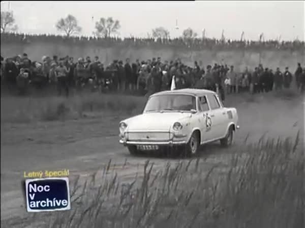 Autocross Brno 1969