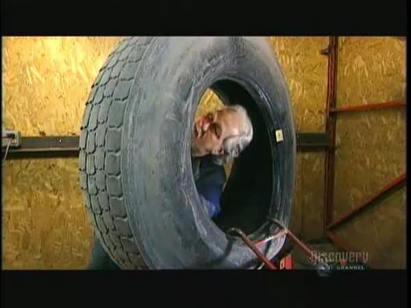 Renovace ojetých pneumatik