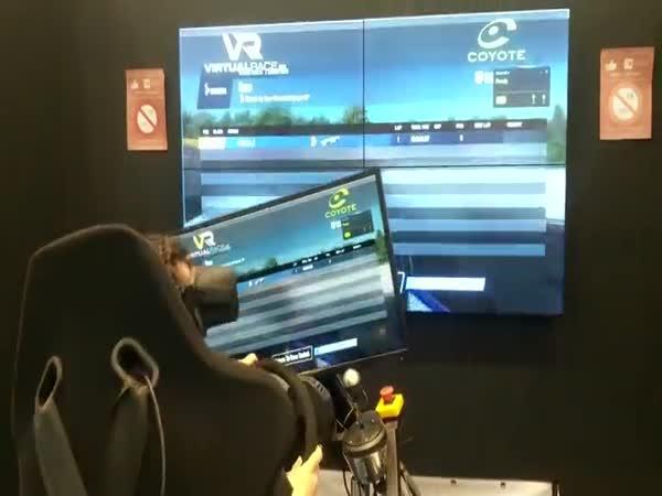 Virtuální realita od  G-force