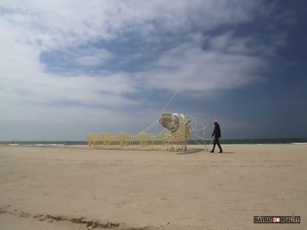 Strandbeest Evolution