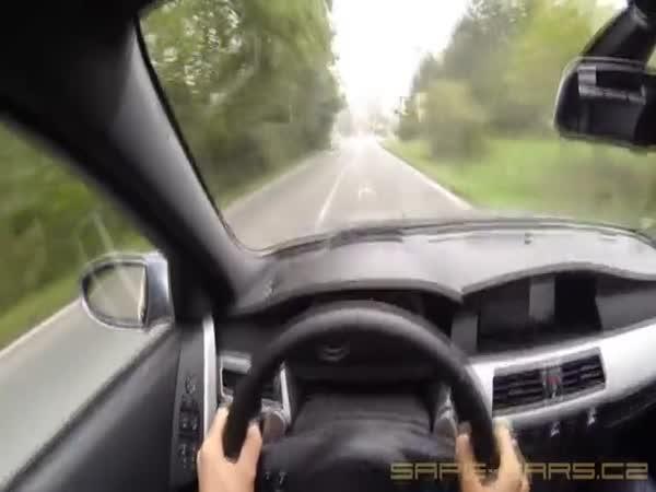 Češi si hrají na závodníky s okolím