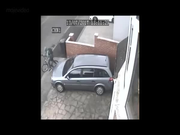 Kdo mi ukradl kolo !?