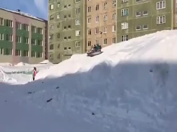 Tip na prázdninové hry na Sibiři