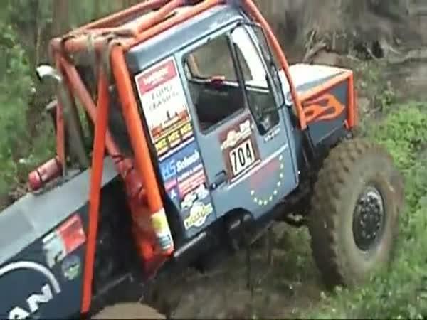 Europa Truck Trial 2009 – Ostrava