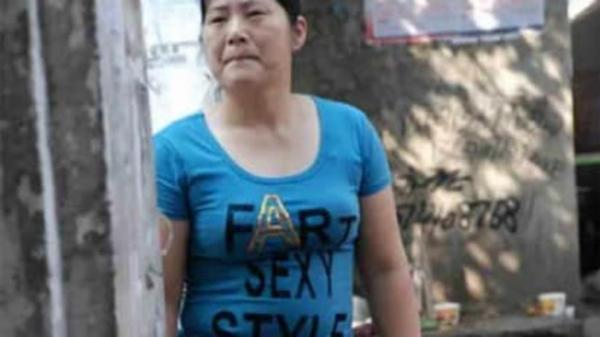 Tričko bylo ve slevě
