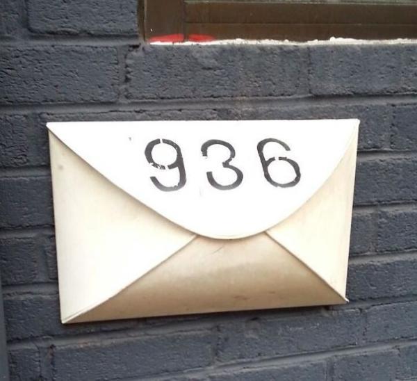 GALERIE - Nejlepší poštovní schránky #1