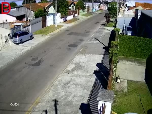Dopravní nehoda v Brazílii #615