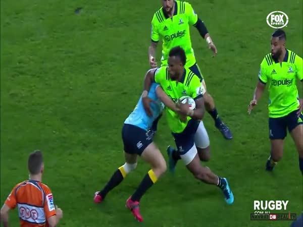 Rugby kopnutí jak se (ne)sluší