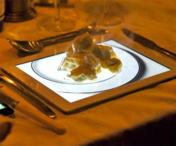 GALERIE - Restaurace se pokouší zaujmout #7