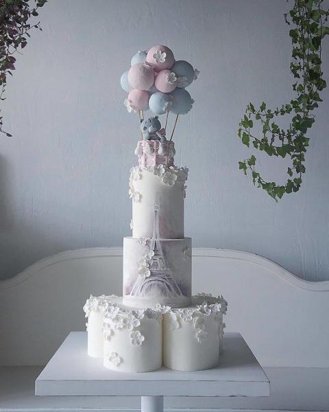 GALERIE - Ohromující dorty pro inspiraci #1