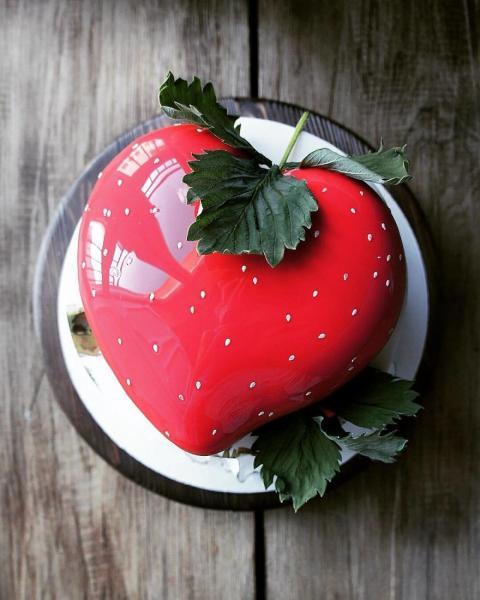 GALERIE - Ohromující dorty pro inspiraci #4