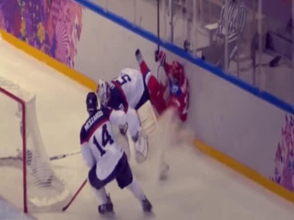 Slovenský hokej - Vtipné momenty