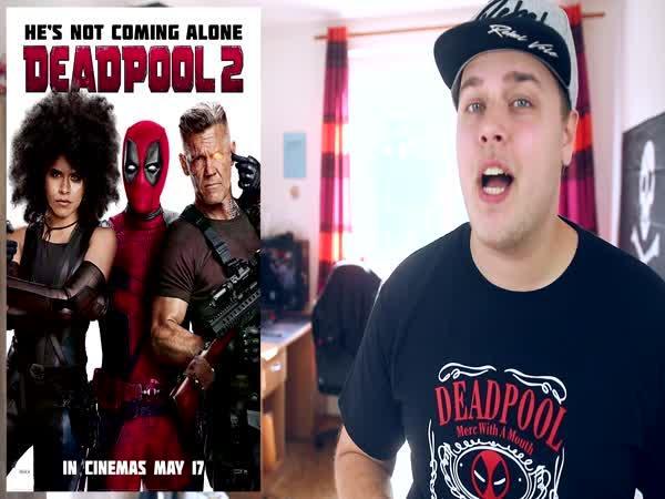 20 faktů - Deadpool 2