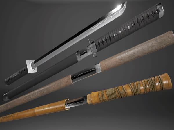 TOP 5 - Úžasné zbraně pro ninjy