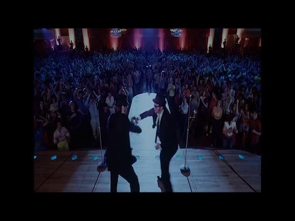Nejlepší taneční filmové scénky