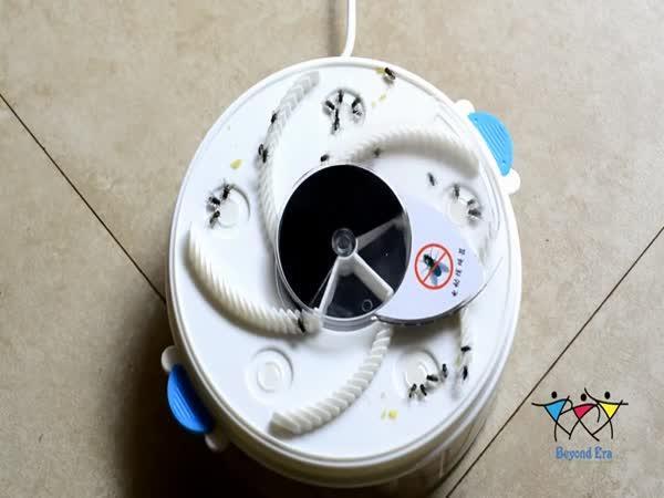 Elektrický odchytávač much