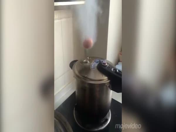 Kuchařova levitující vejce
