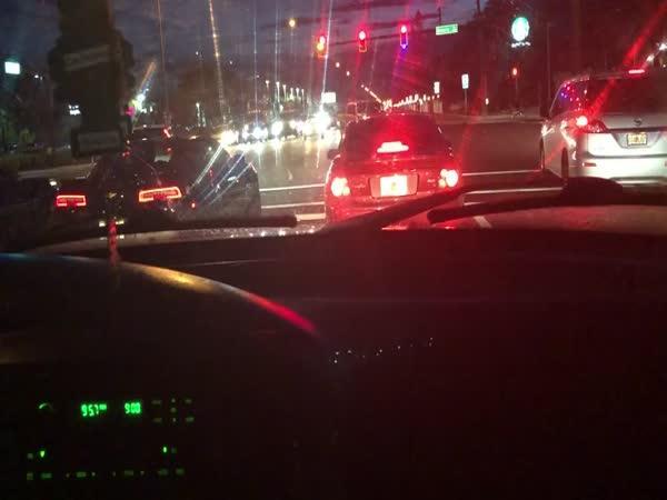 Závody na semaforech