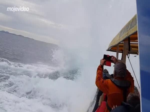 Jedinečný zážitek na výletní lodi