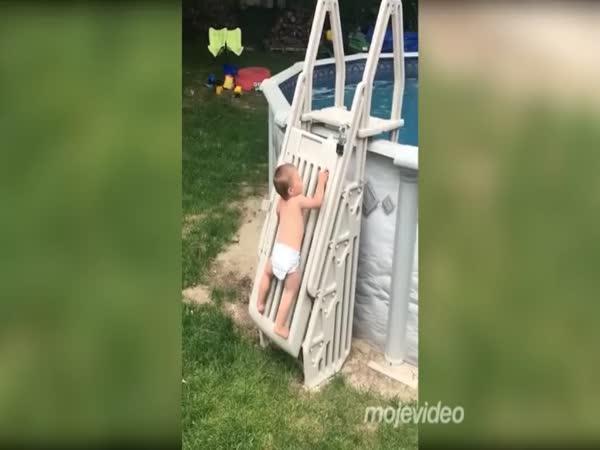 Bezpečnostní žebřík