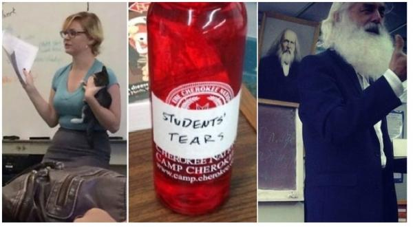 GALERIE - Učitelé, se kterými se zasmějete