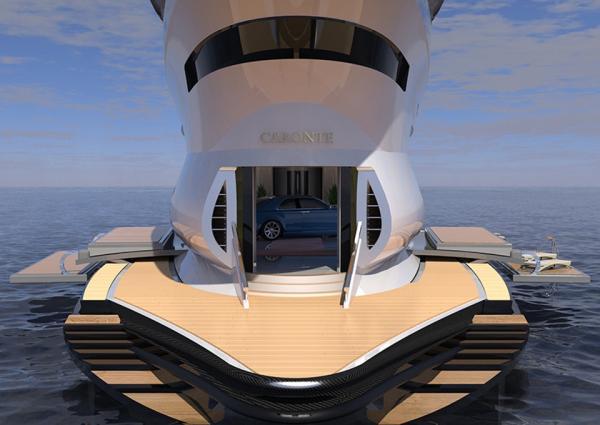 GALERIE - Nejluxusnější jachta