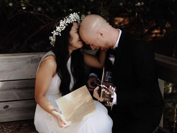 GALERIE - Nejlepší svatební fotky roku 2017 #2