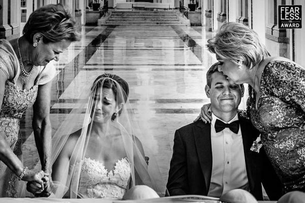 GALERIE - Nej svatební fotky 2017 #8