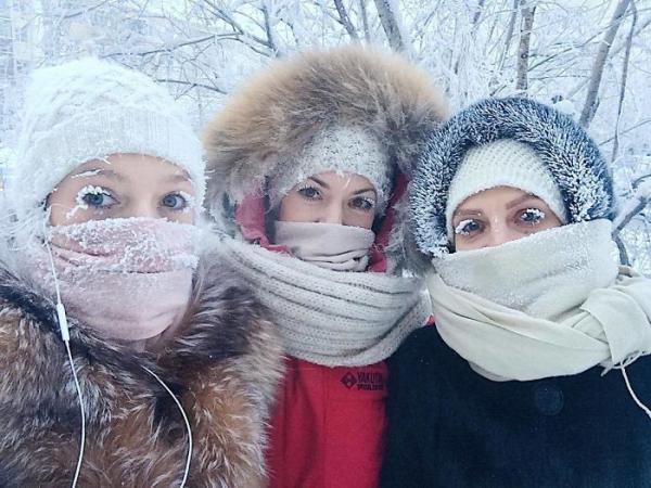 GALERIE - Poznejte nejchladnější místo na světě
