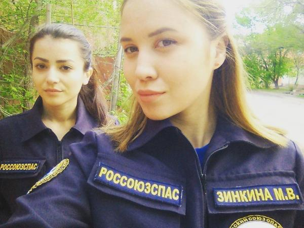 GALERIE - Nádherné Rusky v uniformě #3