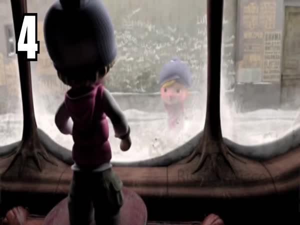 TOP 5 - Horrorové youtube animace